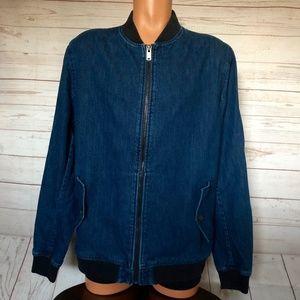 Levi's Made & Crafted Bomber Denim Jacket
